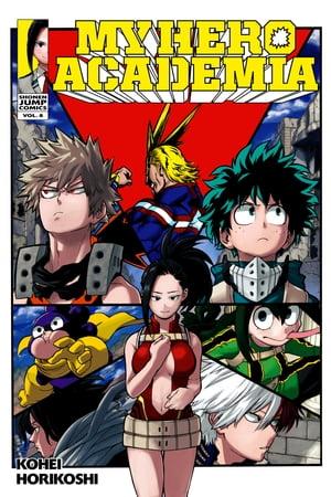 洋書, FAMILY LIFE & COMICS My Hero Academia, Vol. 8 Yaoyorozu Rising Kohei Horikoshi