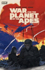 War for the Planet of the Apes #1【電子書籍】[ David F. Walker ]