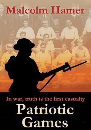 洋書, FICTION & LITERTURE Patriotic Games Malcolm Hamer