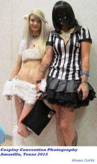 Cosplay Convention Photography: Amarillo, Texas 2015【電子書籍】[ Alayna Clarke ]