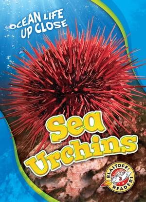洋書, BOOKS FOR KIDS Sea Urchins Heather Adamson