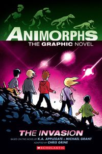 The Invasion (Animorphs Graphix #1)【電子書籍】[ K. A. Applegate ]