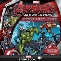 Marvel's Avengers: Age of Ultron: Avengers Save the Day【電子書籍】[ Marvel Press Book Group ]