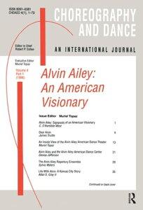 Alvin AileyAn American Visionary【電子書籍】