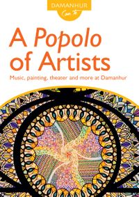 A Popolo of ArtistsMusic, painting, theater and more at Damanhur【電子書籍】[ Unicorno Arachide ]