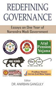 Redefining Governance【電子書籍】[ ?Anirban Ganguly ]
