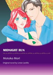 MIDNIGHT RUNMills&Boon comics【電子書籍】[ Linda Castillo ]