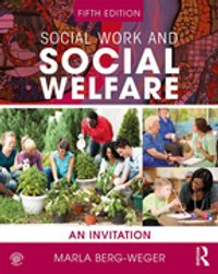 Social Work and Social WelfareAn Invitation【電子書籍】[ Marla Berg-Weger ]
