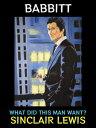 楽天Kobo電子書籍ストアで買える「Babbitt【電子書籍】[ Sinclair Lewis ]」の画像です。価格は210円になります。