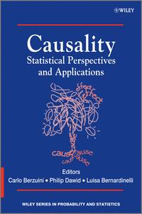 CausalityStatistical Perspectives and Applications【電子書籍】