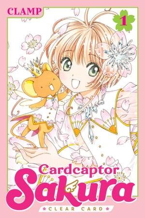 洋書, FAMILY LIFE & COMICS Cardcaptor Sakura: Clear Card 1 CLAMP