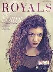 Royals Sheet Music【電子書籍】[ Lorde ]