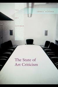 The State of Art Criticism【電子書籍】