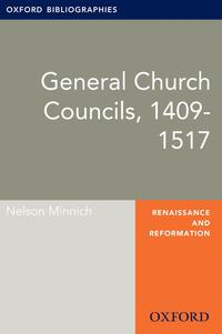 洋書, SOCIAL SCIENCE General Councils, 1409-1517: Oxford Bibliographies Online Research Guide Nelson Minnich