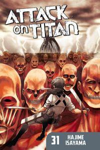 洋書, FAMILY LIFE & COMICS Attack on Titan 31 Hajime Isayama