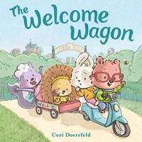 The Welcome Wagon【電子書籍】[ Cori Doerrfeld ]