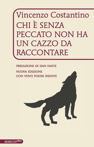洋書, FICTION & LITERATURE Chi ? senza peccato non ha un cazzo da raccontare Vincenzo Costantino
