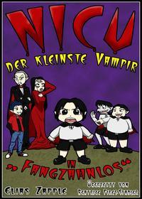 Nicu ? der kleinste Vampir in 'Fangzahnlos'【電子書籍】[ Elias Zapple ]