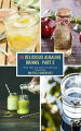 28 Delicious Alkaline Drinks - Part 2 From Teas and Juices to delicious Smoothies