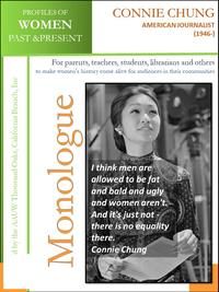 Profiles of Women Past & Present ? Connie Chung, American Journalist (1946-)【電子書籍】[ AAUW Thousand Oaks, California Branch, Inc ]