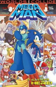 "Mega Man #24【電子書籍】[ Ian Flynn, Patrick ""SPAZ"" Spaziante, John Workman, Jamal Peppers, Jim Amash, Matt Herms ]"