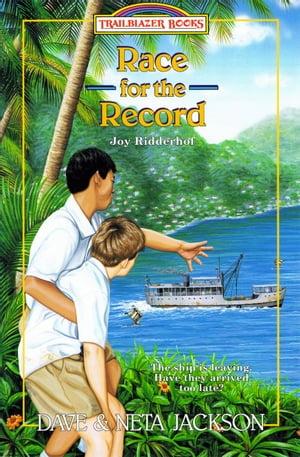 洋書, BOOKS FOR KIDS Race for the RecordJoy Ridderhof Dave Jackson