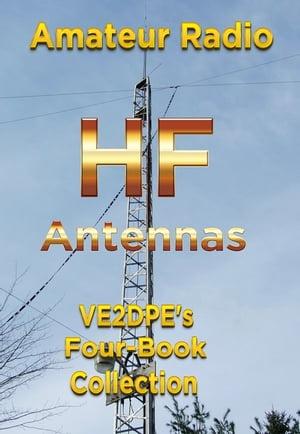 洋書, COMPUTERS & SCIENCE Amateur Radio HF AntennasVE2DPEs Four-Book Collection Claude Jollet