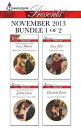Harlequin Presents November 2013 - Bundle 1 of 2Million Dollar Christmas Proposal\The Consequences of That Night\A Dangerous Solace\Visconti's Forgotten Heir【電子書籍】[ Lucy Monroe ]