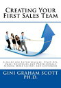 Creating Your First Sales Team...