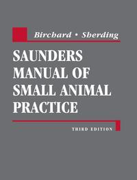 Saunders Manual of Small Animal Practice - E-Book【電子書籍】[ Stephen J. Birchard, DVM, MS ]
