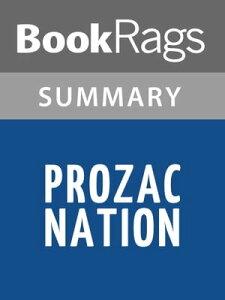 Prozac Nation by Elizabeth Wurtzel l Summary & Study Guide【電子書籍】[ BookRags ]