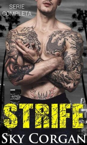 Strife: Serie completaSerie completa de 7 libros【電子書籍】[ Sky Corgan ]