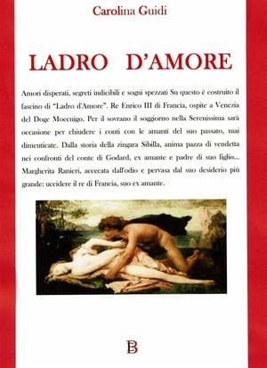 洋書, FICTION & LITERTURE Ladro dAmore Carolina Guidi