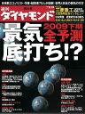 週刊ダイヤモンド 09年6月13...