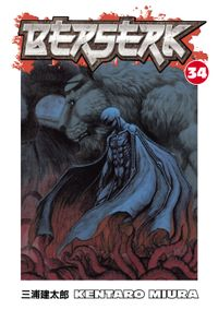 洋書, FAMILY LIFE & COMICS Berserk Volume 34 Kentaro Miura