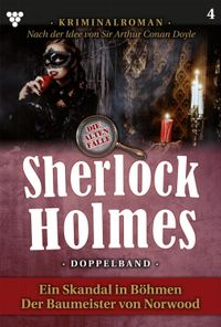 Sherlock Holmes Doppelband 4 ? KriminalromanSherlock Holmes【電子書籍】[ Sir Arthur Conan Doyle ]