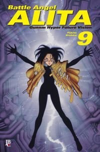 洋書, FAMILY LIFE & COMICS Battle Angel Alita - Gunnm Hyper Future Vision vol. 09 Yukito Kishiro