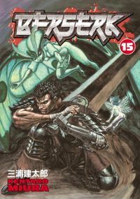洋書, FAMILY LIFE & COMICS Berserk Volume 15 Kentaro Miura
