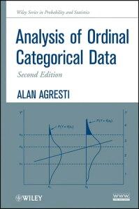 Analysis of Ordinal Categorical Data【電子書籍】[ Alan Agresti ]