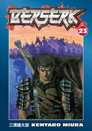 洋書, FAMILY LIFE & COMICS Berserk Volume 23 Kentaro Miura