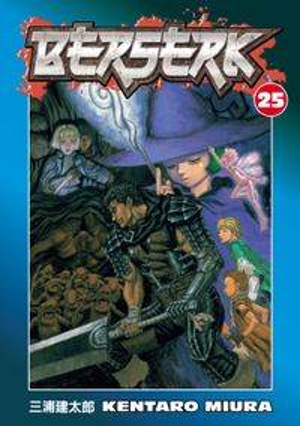 洋書, FAMILY LIFE & COMICS Berserk Volume 25 Kentaro Miura