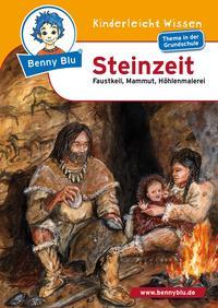 Benny Blu - SteinzeitFaustkeil, Mammut, H?hlenmalerei【電子書籍】[ Sonja M?ller ]