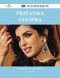 Priyanka Chopra 252 Success Facts - Everything you need to know about Priyanka Chopra【電子書籍】[ Walter Martinez ]