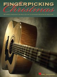 Fingerpicking Christmas (Songbook)20 Carols Arranged for Solo Guitar in Notes & Tablature【電子書籍】[ Hal Leonard Corp. ]