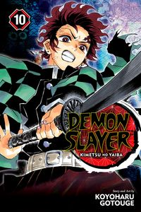 洋書, FAMILY LIFE & COMICS Demon Slayer: Kimetsu no Yaiba, Vol. 10Human and Demon Koyoharu Gotouge