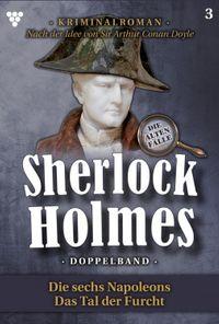 Sherlock Holmes Doppelband 3 ? KriminalromanSherlock Holmes【電子書籍】[ Sir Arthur Conan Doyle ]