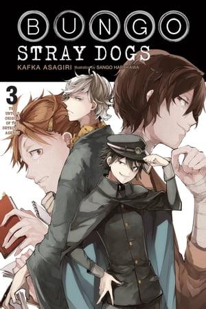 洋書, FICTION & LITERTURE Bungo Stray Dogs, Vol. 3 (light novel) The Untold Origins of the Detective Agency Kafka Asagiri