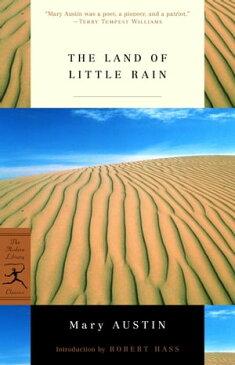 The Land of Little Rain【電子書籍】[ Mary Austin ]