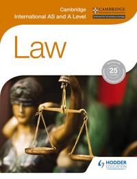 Cambridge International AS and A Level Law【電子書籍】[ Jacqueline Martin ]