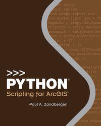 Python Scripting for ArcGIS【電子書籍】[ Paul A. Zandbergen ]